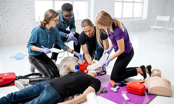 First Aid Trainer Course